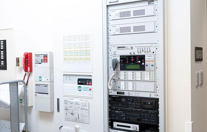 富山市 医療法人財団博仁会「横田記念病院」(病院)増築に伴う電気設備工事