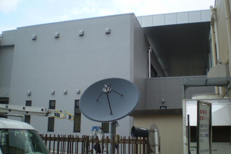 放送設備工事