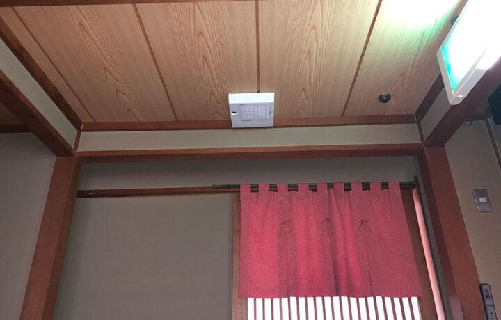 石川県  和倉温泉ゆけむりの宿「美湾荘」(ホテル・旅館)宿泊施設インバウンド対応支援事業補助金 (WiFi設備工事)
