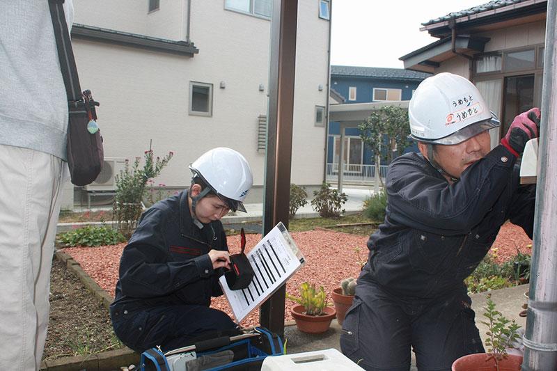 富山の電気工事は(株)ハマデン|電気・通信・放送・空調・防犯